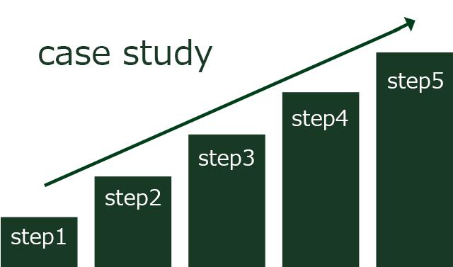 5つのステップ